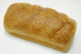 Tarwe vloerbrood sesamzaad