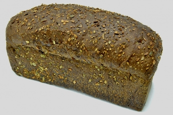 Toscaans donker busbrood