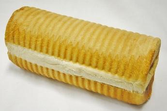 Wit casino rond brood