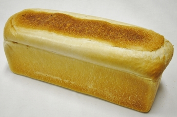 Wit casino vierkant brood