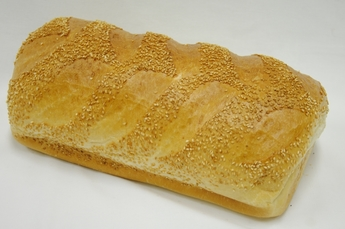 Wit vloerbrood sesamzaad
