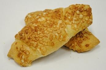 Hamkaas croissant